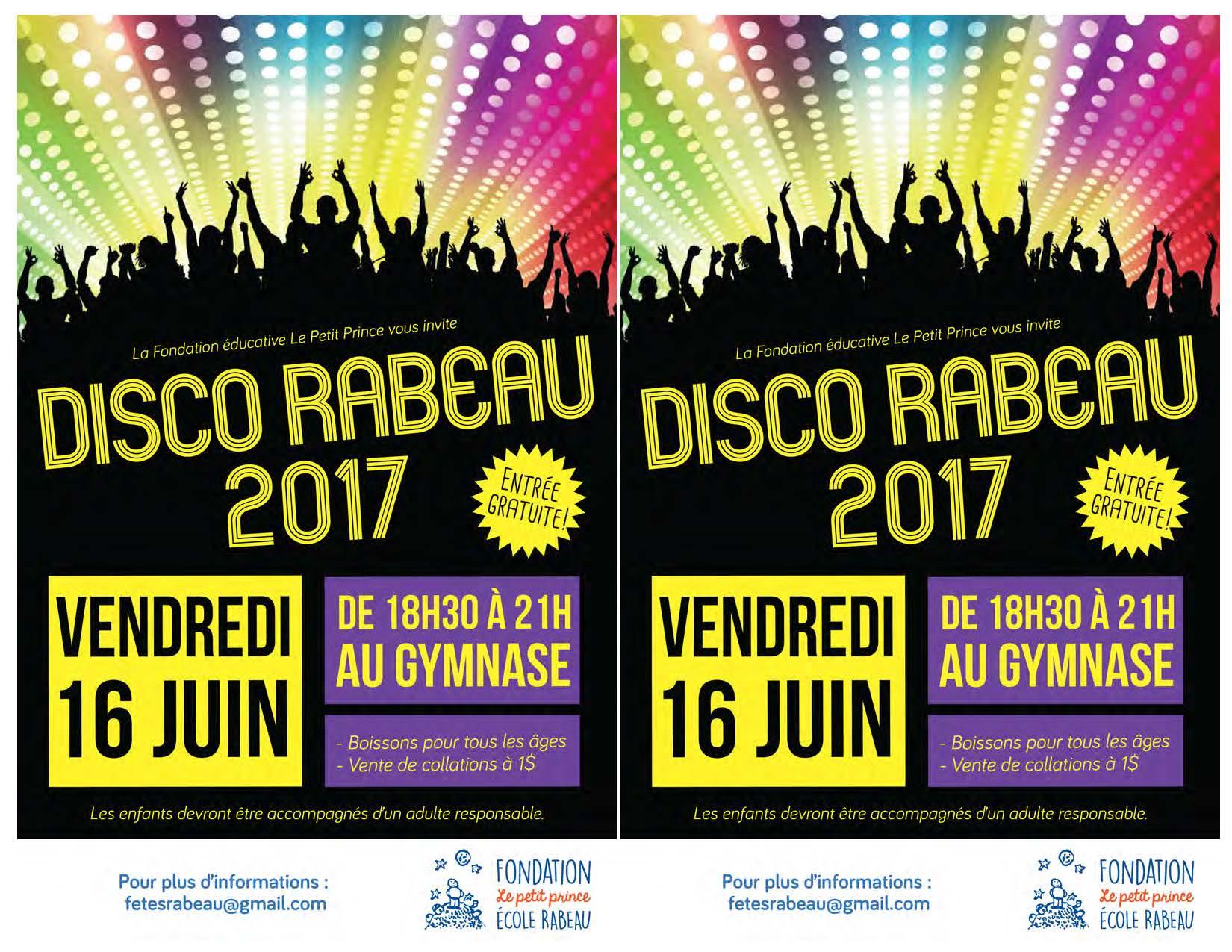 Disco Rabeau